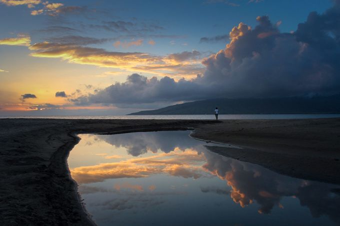 Heaven and Earth by chriskompst - People In Large Areas Photo Contest