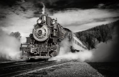 Steam Locomotive 17