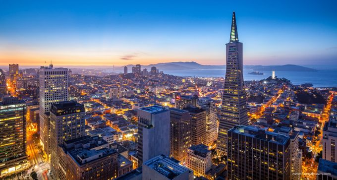 San Francisco by Forrest_Brown - City Views Photo Contest