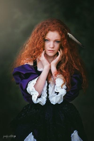 Pirate Lily