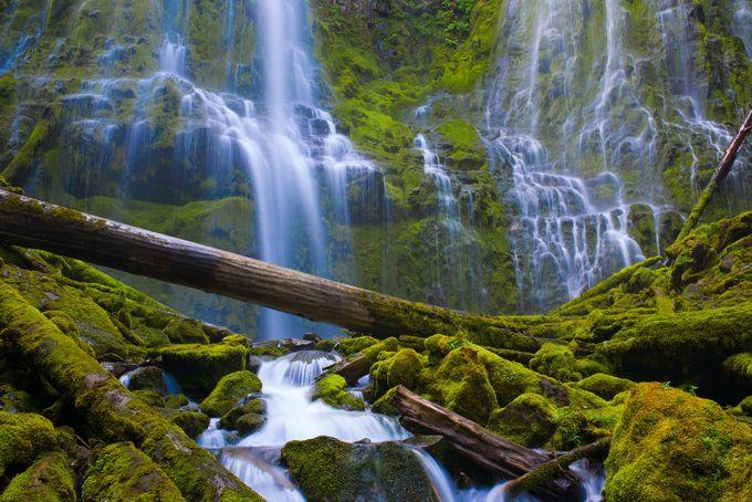 Misty Falls by danielnamdari - Beautiful Waterfalls Photo Contest