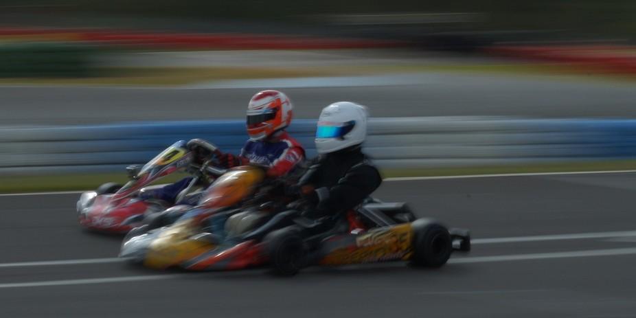 Karting TAG Super Series 2016 Newcastle NSW