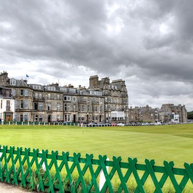 St Andrews Golf Course, Edinburgh, Scotland