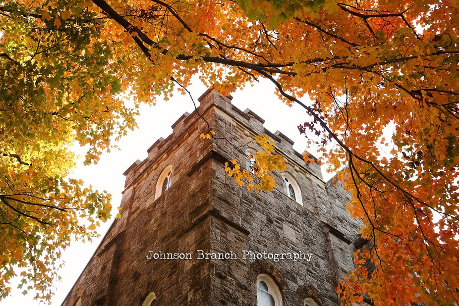 Absolutely loved the colors at Chatfield University in Southern Ohio. The orange surrounding the ...