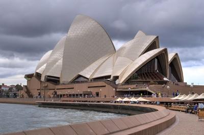 Sydney Harbor Opera House