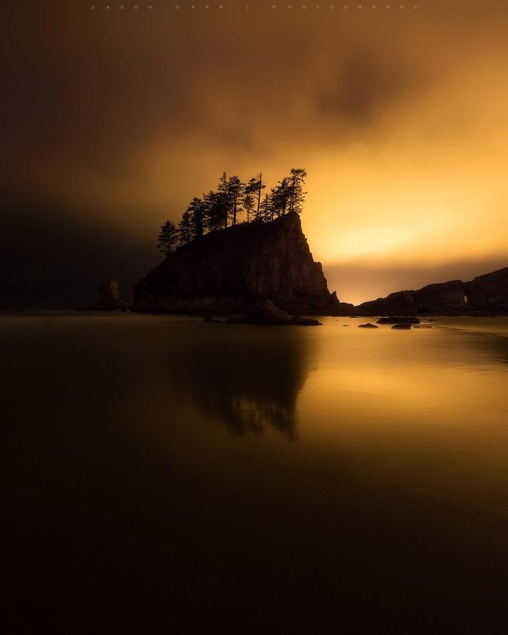 2nd Beach Moonlight by jasondarr