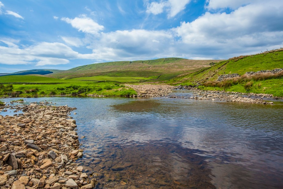 A gorgeous view of the Yorkshire Dales as it stretches out into the distance. I just wanted to st...