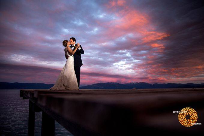 Wedding Sunset by kevinsawyerphotography - Couples In Love Photo Contest