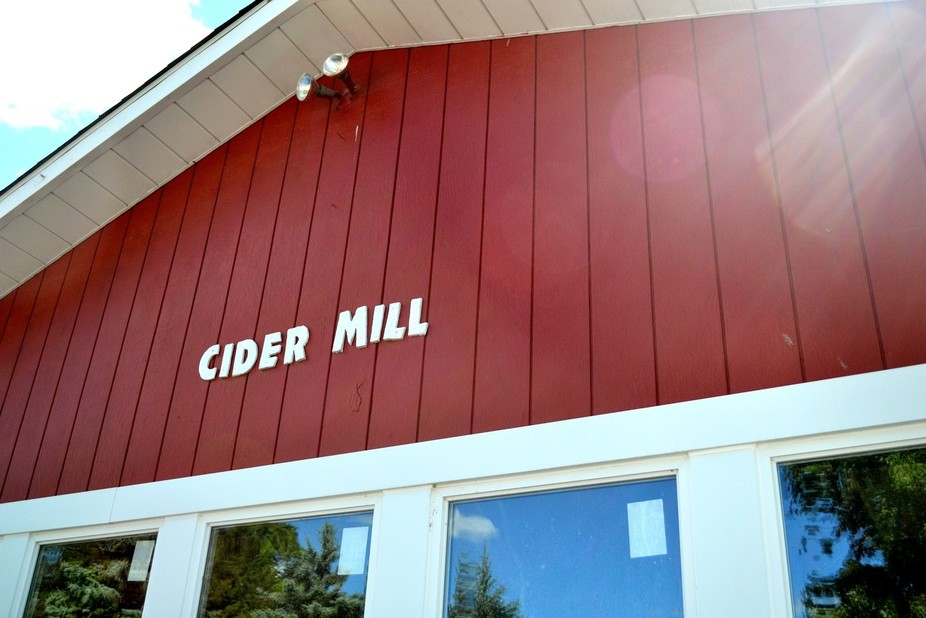 "From a recent trip to New Boston, Michigan staple ""Apple Charlie's South Huron ..."