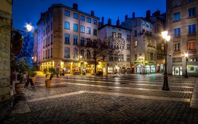 Vieux Lyon ...