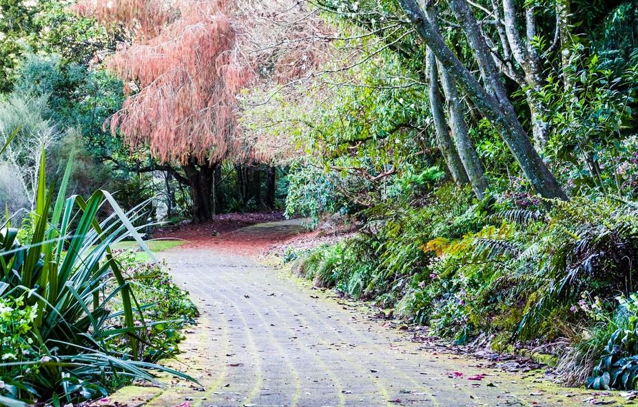 O a river walkway