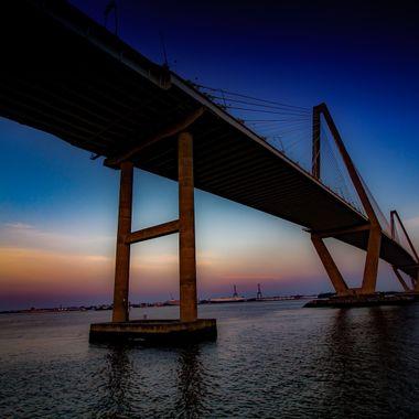 Ravenel Bridge, Charleston South Carolina