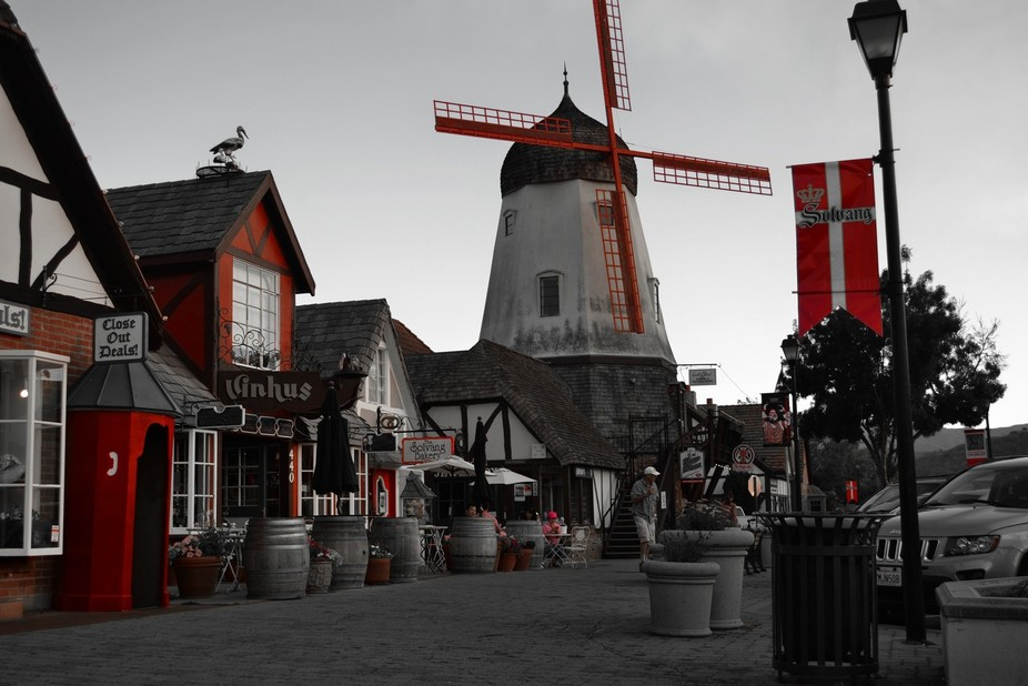 The Red Town