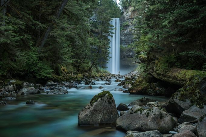 Brandywine Falls by seppsonntag - Streams In Nature Photo Contest