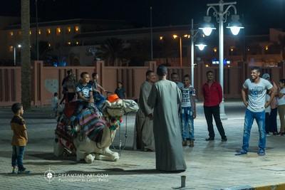 Night in Egypt