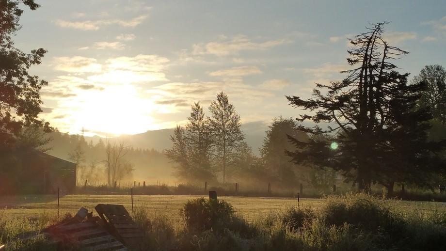 Enumclaw Sunrise