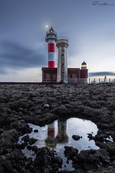 Lighthouse El Cotillo