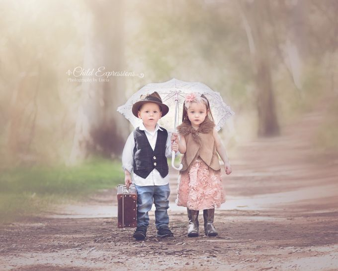 Lovely day for a walk by Child_Expressions - Kids With Props Photo Contest
