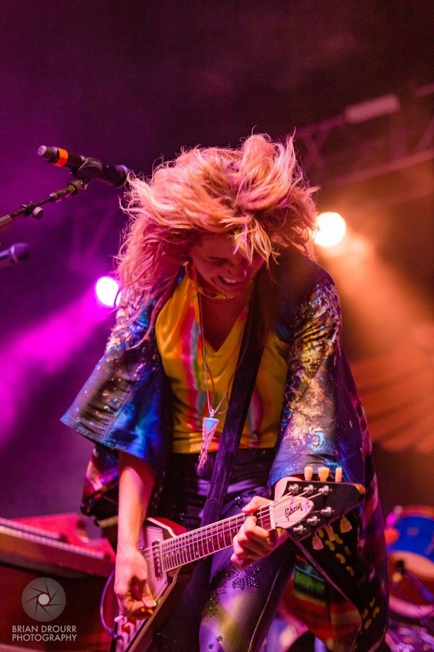 Grace Potter at the Grand Point Music Festival  by briandrourr - On Stage Photo Contest