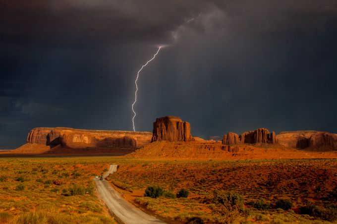 Thunderstorm by scottsinclair - Capture The Four Elements Photo Contest