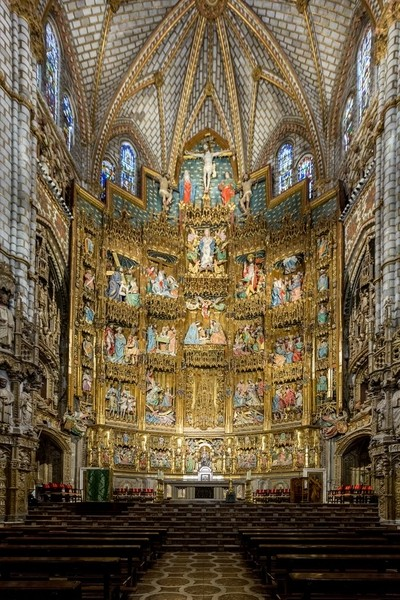 Nativity at Toledo Cathedral