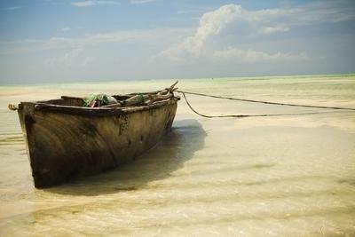Low Tide on Zanzibar