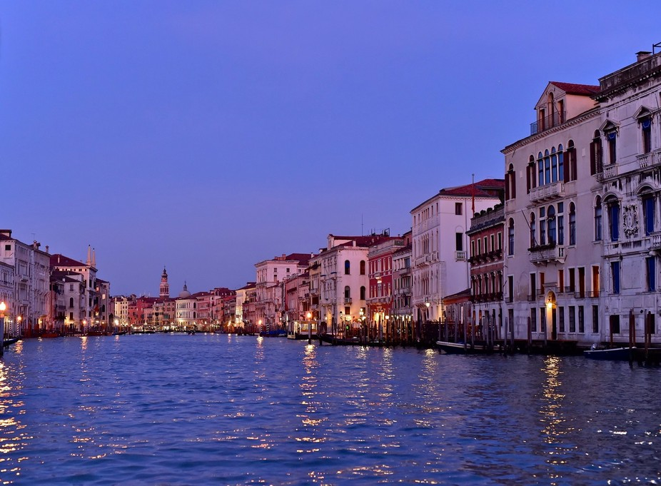 Venice, Italy: one of those places in the world where reality and dreams seem to merge together.