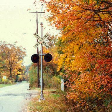 Fall near Toledo, OH.