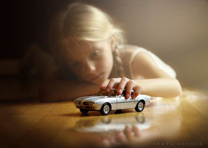 Child's Play by SonyaAdcockPhotography - Getting Creative Photo Contest