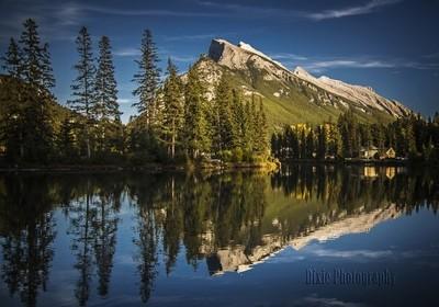 Banff Reflection