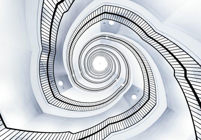 stairway to heaven by bernhardgeier - Modern Architecture Photo Contest