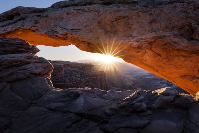 Mesa Arch by FBphotography - Depth In Nature Photo Contest