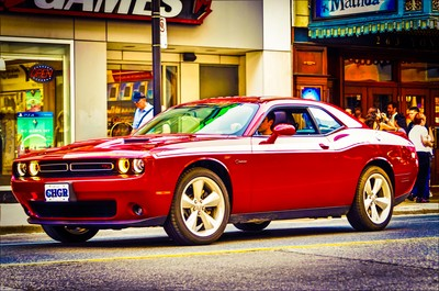 Cherry Bomb Charger