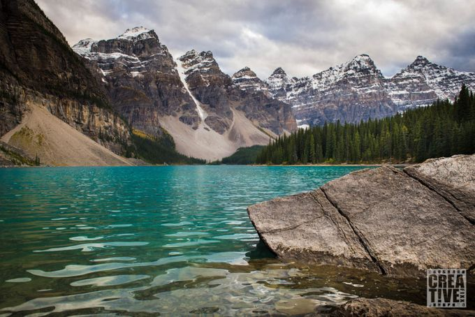 CF_Moraine Lake_Sep16_wm by creativefixx - Spectacular Lakes Photo Contest