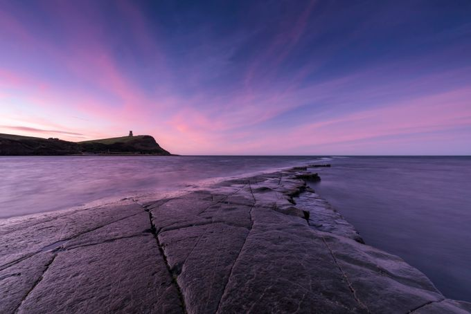 Kimmerdige ledge at first light  by shaunjacobs - The Zen Moment Photo Contest