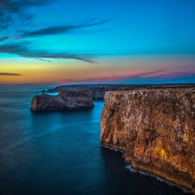 "Cape St.Vincent- ""corner"" of Europe,Portugal"