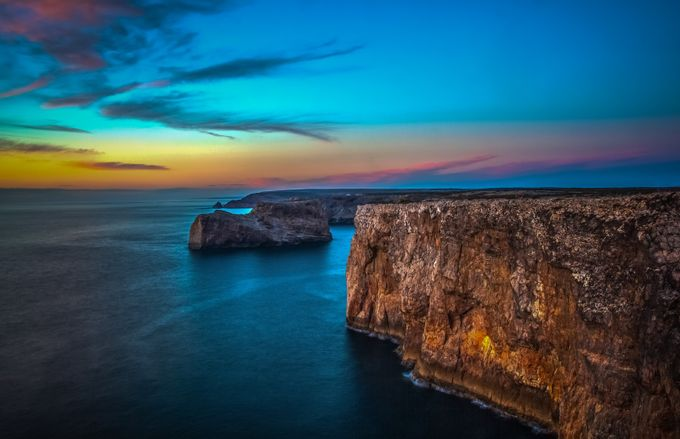 Cape St.Vincent by dmitrysamsonov - Spectacular Cliffs Photo Contest