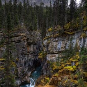 A canyon system hidden deep within the Canadian Rockies, is perhaps the most fairytale like place I have ever had the pleasure of visiting. I hik...