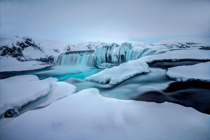 MovingWater11 by lddove - Iceland The Beautiful Photo Contest