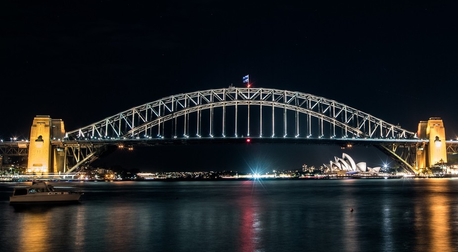 Spent a weekend walking around Sydney with my camera,