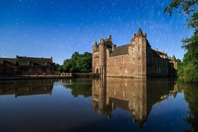Chateau de Trécesson - Bretagne - France