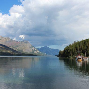 South end of Waterton Lake, Montana, IMG_2655