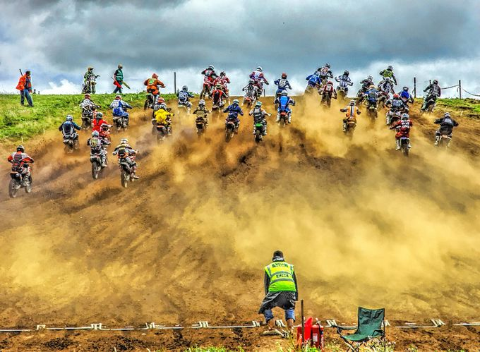 Over The Top by johnfirth_1834 - Motorcycles Photo Contest
