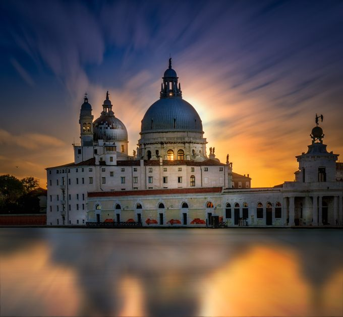 Venice at sunset by MichelJodoin - Around the World Photo Contest By Discovery