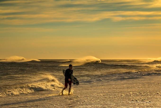 Surfer Dude by sgmtmi - Wind In Nature Photo Contest