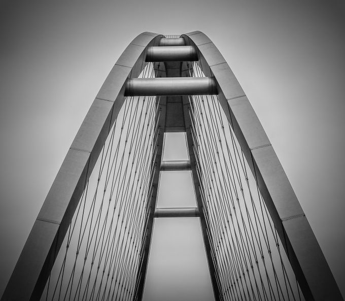 The bridge by ingomenhard - Tall Structures Photo Contest