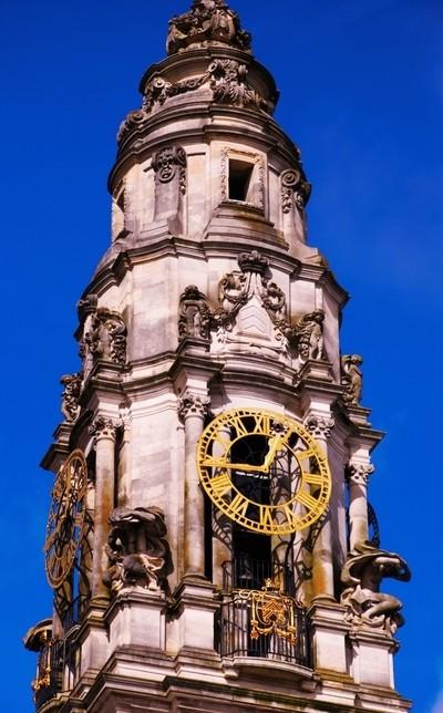 DSC_0860 City Hall Clock
