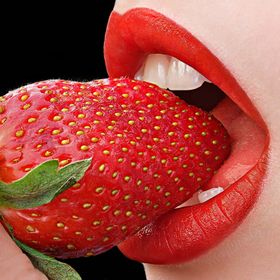 There is nothing as tasty as a strawberry :-) .