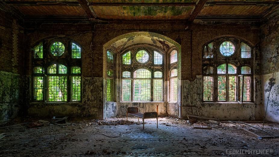 Beelitz Heilstätten (DE)