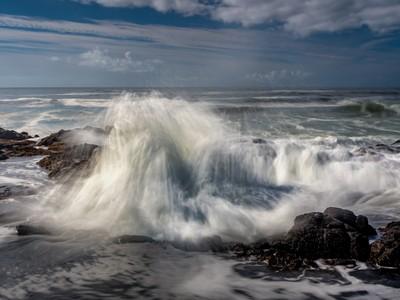 Cape Perpetua Chaos